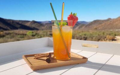 TRADITIONEEL ZUID AFRIKAANS ICED TEA RECEPT